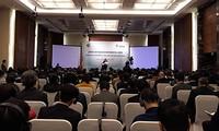 Truong Hoa Binh à la conférence sur la sécurité routière