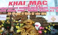 Cân Tho: Ouverture de la rue aux fleurs