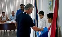 Cuba approuve massivement sa nouvelle Constitution