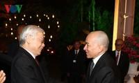 Porter les relations Vietnam-Cambodge à une nouvelle hauteur