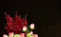 Nguyên Manh Hùng, premier artisan fleuriste de Hanoi et fier de l'être