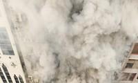 Bangladesh: Au moins 19 morts dans l'incendie d'un immeuble à Dacca