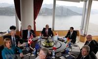 Les ministres des Affaires étrangères du G7 préparent le sommet de Biarritz