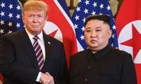 Kim Jong Un favorable à un troisième sommet avec Donald Trump
