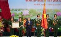 60 ans de la piste Hô Chi Minh et de la Journée des soldats de Truong Son