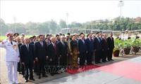 Activités en l'honneur du 129e anniversaire de la naissance du Président Hô Chi Minh
