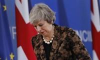 Brexit: Theresa May annonce son départ pour le 7 juin