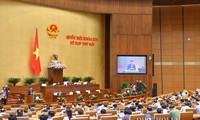 Les amendements des lois sur l'organisation du gouvernement et des collectivités locales en débat