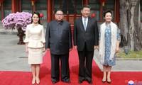 Xi Jinping en visite à Pyongyang pour consolider ses liens avec Kim Jong-un