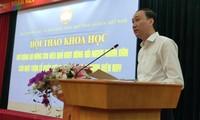 Colloque: Le Front de la Patrie du Vietnam et la diplomatie populaire