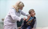 20 millions d'enfants non vaccinés en 2018