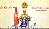 Clôture de la 36e session du Comité permanent de l'Assemblée nationale