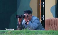 Kim Jong-un a supervisé l'essai d'une nouvelle arme