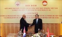 Promouvoir la coopération Vietnam-Cuba