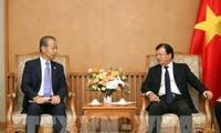 Favoriser les investisseurs japonais au Vietnam