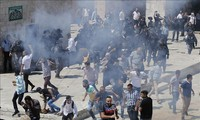Conflit israélo-palestinien: Angela Merkel réaffirme son soutien à la solution à deux États