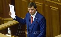 Ukraine: le président Volodymyr Zelensky a choisi son Premier ministre