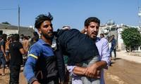 Syrie: l'armée russe annonce un cessez-le-feu à Idleb