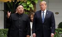 Washington juge «encourageant» que Pyongyang veuille renouer le dialogue