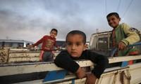 Offensive turque en Syrie : plus de 60.000 déplacés, selon l'ONU