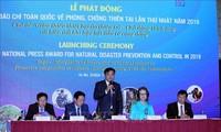 Le Vietnam participe à la Journée internationale pour la réduction des risques liés aux catastrophes naturelles