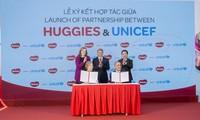 Kimberly-Clark et l'UNICEF participent à réduire le taux de mortalité infantile au Vietnam