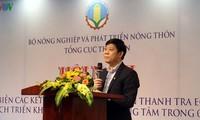 INN : résultats de la deuxième mission de travail de la CE au Vietnam