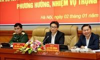 A la recherche des restes de soldats vietnamiens tombés au champ d'honneur