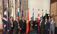 Tong Thi Phong au Forum parlementaire Asie-Pacifique
