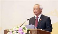 Têt: rencontre avec le corps diplomatique étranger à Hanoï