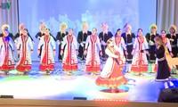 Les Vietnamiens à Oufa en Russie fêtent le Têt traditionnel
