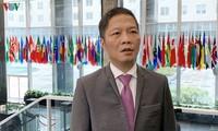 L'économie, l'un des trois piliers de la coopération Vietnam - ASEAN