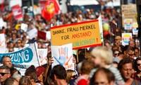 Après le double attentat d'Hanau, Angela Merkel dénonce le «poison» du racisme en Allemagne