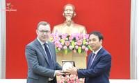 Le land allemand de Saxe-Anhalt renforce sa coopération touristique avec le Vietnam