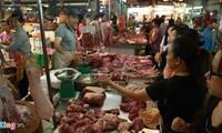 Le Premier ministre plaide pour une baisse du prix du porc