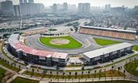 L'étape hanoienne du tournoi de Formule 1 suspendue