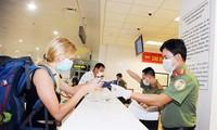 Les passagers en provenance d'Europe et des États-Unis soumis à un test de dépistage