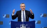 L'Otan se résigne à une vidéoconférence pour la réunion ministérielle du 2 avril (AFP)