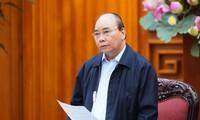 Nguyên Xuân Phuc: accélérer le décaissement du fonds d'investissement public