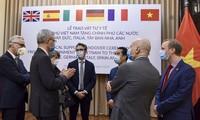 Covid-19: La communauté internationale salue les contributions du Vietnam