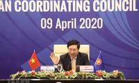 ASEAN 2020: Coopération contre le Covid-19