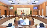 Ouverture de la 45e session du comité permanent de l'AN