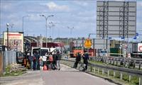 Les frontières externes de l'Union européenne devraient rester quasi-fermées jusqu'au 15 juin