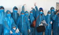 Covid-19 : Rapatriement de plus de 300 Vietnamiens d'Europe