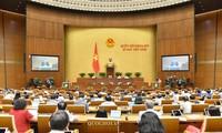 Election du président du Conseil électoral national