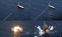 L'Iran dit avoir testé avec succès de nouveaux missiles de croisière