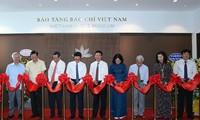 Inauguration du Musée de la presse vietnamienne