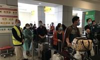 Rapatriement de 309 citoyens vietnamiens d'Angola