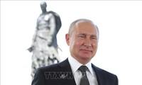 Poutine remercie les Russes après le vote sur la constitution