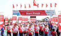 Quang Ngai : coup d'envoi du 61e marathon national 2020 à l'île de Ly Son